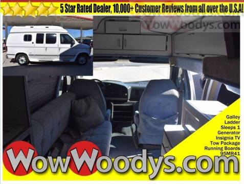 1995 Ford E-Series Cargo for sale at WOODY'S AUTOMOTIVE GROUP in Chillicothe MO