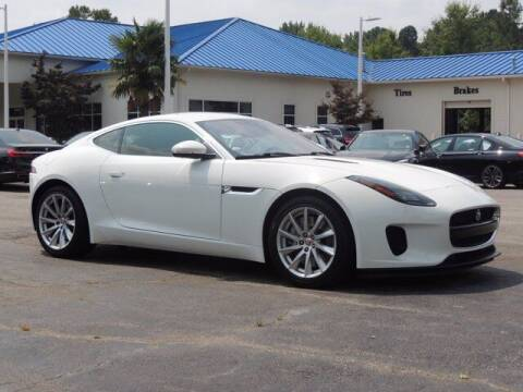 2018 Jaguar F-TYPE for sale at Auto Finance of Raleigh in Raleigh NC