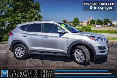 2019 Hyundai Tucson for sale at Mr. KC Cars - McCarthy Hyundai in Blue Springs MO
