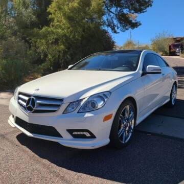 2010 Mercedes-Benz E-Class for sale at BUY RIGHT AUTO SALES in Phoenix AZ