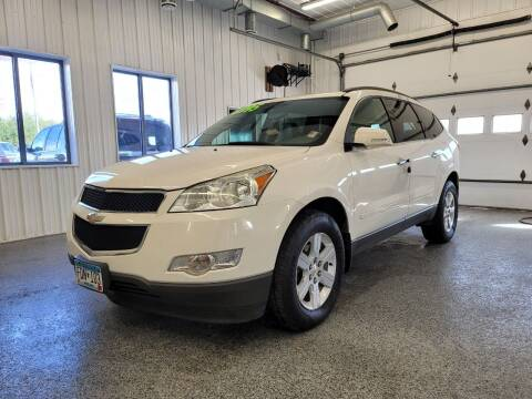 2011 Chevrolet Traverse for sale at Sand's Auto Sales in Cambridge MN