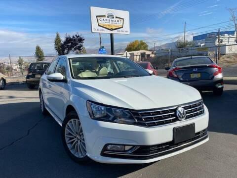 2016 Volkswagen Passat for sale at CarSmart Auto Group in Murray UT