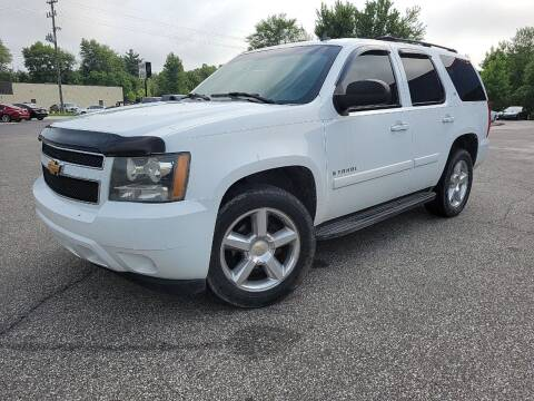 2007 Chevrolet Tahoe for sale at Cruisin' Auto Sales in Madison IN