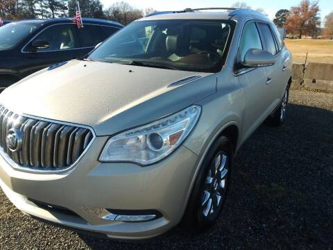 2014 Buick Enclave for sale at Auto Credit Xpress in North Little Rock AR