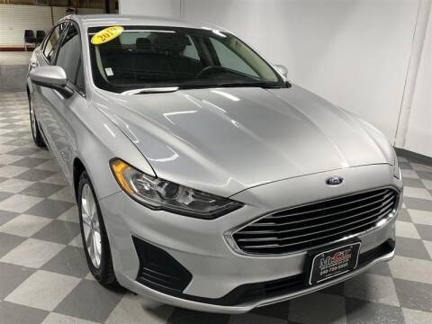 2019 Ford Fusion Hybrid for sale at Mr. Car City in Brentwood MD