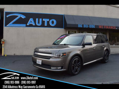 2013 Ford Flex for sale at Z Auto in Sacramento CA