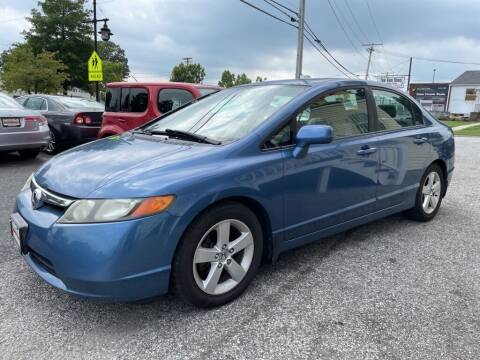 2007 Honda Civic for sale at Alpina Imports in Essex MD