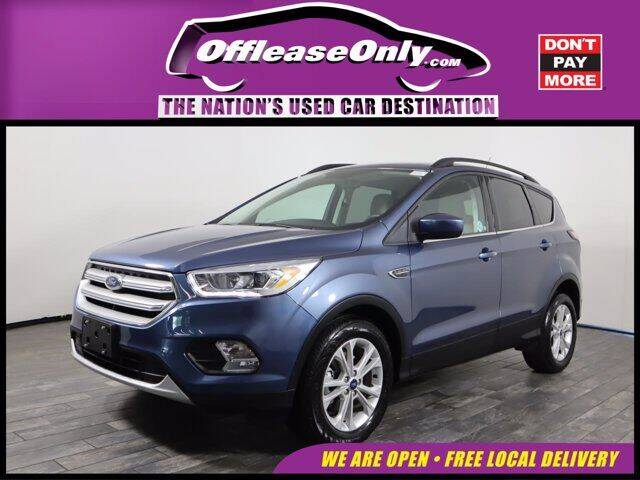 2018 Ford Escape for sale in West Palm Beach, FL