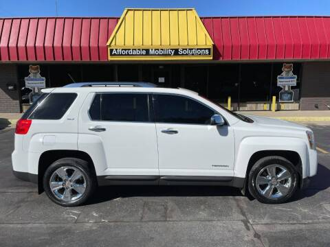 2015 GMC Terrain for sale at Affordable Mobility Solutions, LLC - Standard Vehicles in Wichita KS