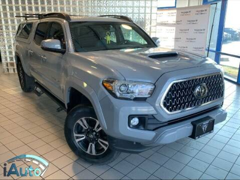 2018 Toyota Tacoma for sale at iAuto in Cincinnati OH