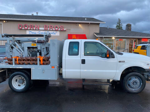 2003 Ford F-550 Super Duty for sale at Dorn Brothers Truck and Auto Sales in Salem OR