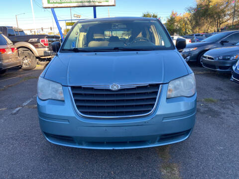 2008 Chrysler Town and Country for sale at GO GREEN MOTORS in Lakewood CO