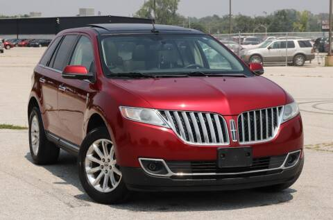 2014 Lincoln MKX for sale at Big O Auto LLC in Omaha NE