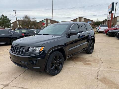2014 Jeep Grand Cherokee for sale at Car Gallery in Oklahoma City OK
