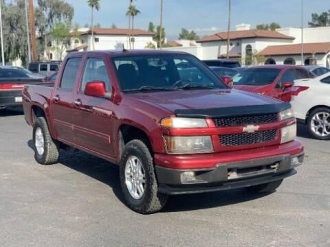 2010 Chevrolet Colorado for sale at Brown & Brown Wholesale in Mesa AZ