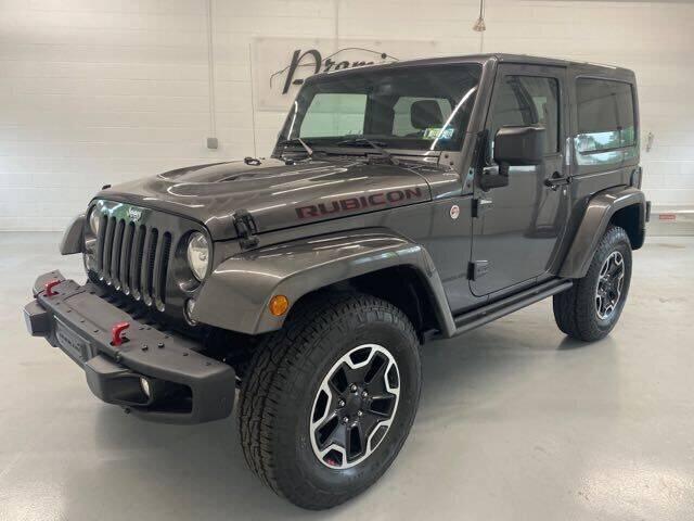 2014 Jeep Wrangler for sale in Spring City, PA