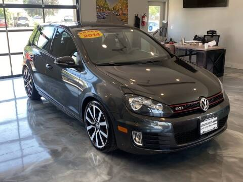 2014 Volkswagen GTI for sale at Crossroads Car & Truck in Milford OH
