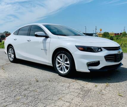 2017 Chevrolet Malibu for sale at Arkansas Car Pros in Cabot AR