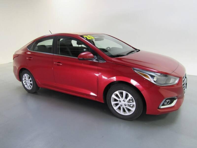 2020 Hyundai Accent for sale at Salinausedcars.com in Salina KS