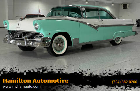 1956 Ford FAIRLANE VICTOR for sale at Hamilton Automotive in North Huntingdon PA
