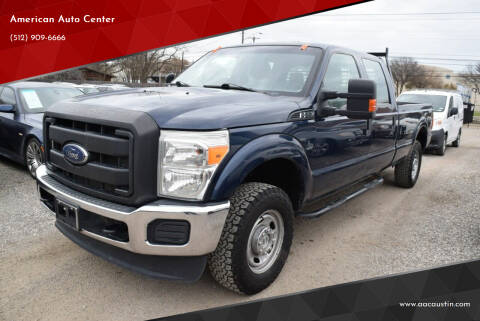 2015 Ford F-250 Super Duty for sale at American Auto Center in Austin TX