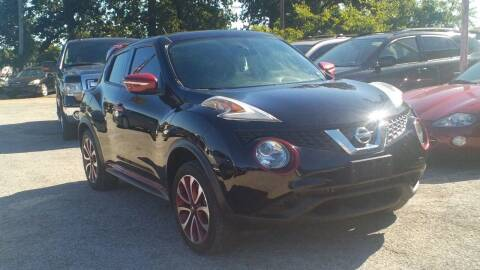 2015 Nissan JUKE for sale at Global Vehicles,Inc in Irving TX