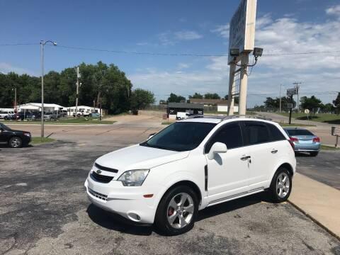2014 Chevrolet Captiva Sport for sale at Patriot Auto Sales in Lawton OK