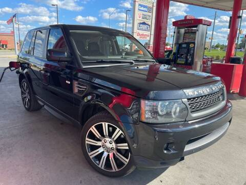 2011 Land Rover Range Rover Sport for sale at Trocci's Auto Sales in West Pittsburg PA