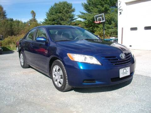2007 Toyota Camry for sale at Castleton Motors LLC in Castleton VT