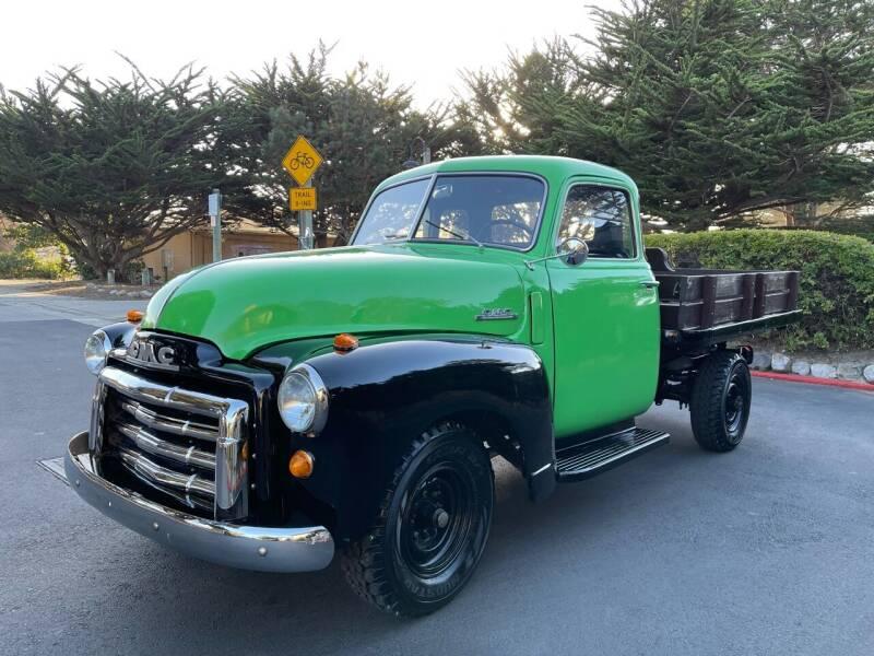 1948 GMC Pickup for sale at Dodi Auto Sales in Monterey CA