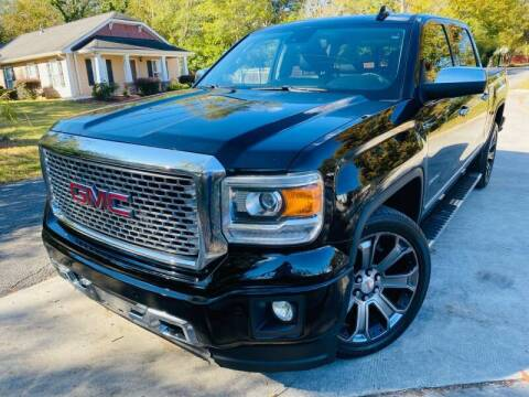 2015 GMC Sierra 1500 for sale at E-Z Auto Finance in Marietta GA