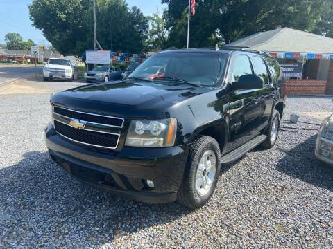 2009 Chevrolet Tahoe for sale at American Auto in Rayville LA