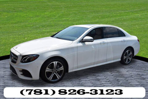 2017 Mercedes-Benz E-Class for sale at AUTO ETC. in Hanover MA