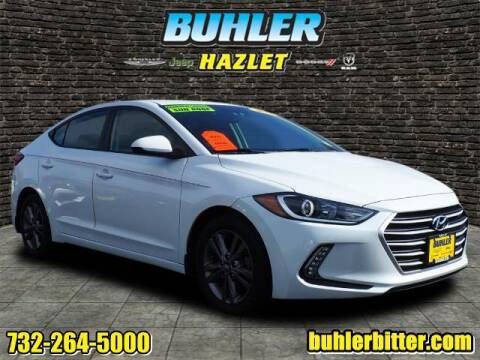 2018 Hyundai Elantra for sale at Buhler and Bitter Chrysler Jeep in Hazlet NJ