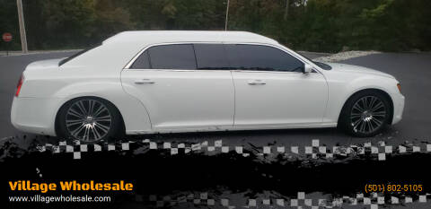 2011 Chrysler 300 for sale at Village Wholesale in Hot Springs Village AR