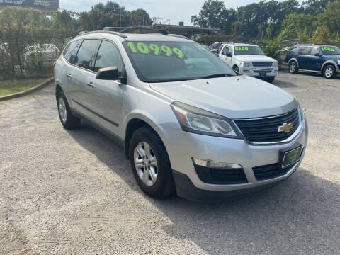 2014 Chevrolet Traverse for sale at Super Wheels-N-Deals in Memphis TN