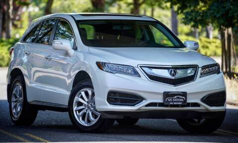 2017 Acura RDX for sale at MS Motors in Portland OR