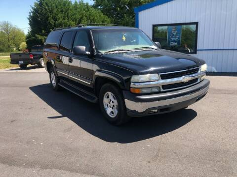 2004 Chevrolet Suburban for sale at First Class Autos in Maiden NC