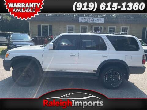 1996 Toyota 4Runner for sale at Raleigh Imports in Raleigh NC