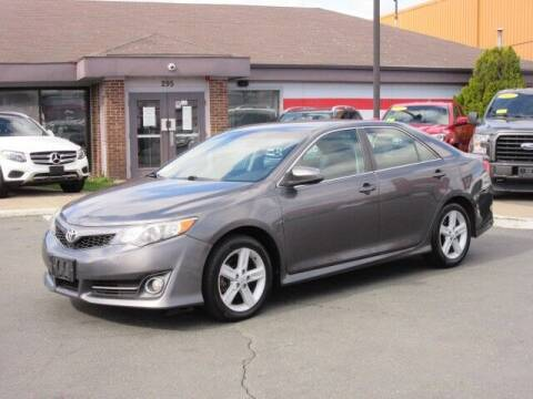 2012 Toyota Camry for sale at Lynnway Auto Sales Inc in Lynn MA