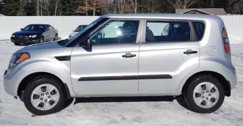 2011 Kia Soul for sale at Hilltop Auto in Clare MI