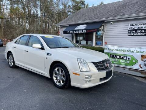 2008 Cadillac STS for sale at Clear Auto Sales 2 in Dartmouth MA