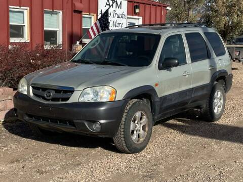 2004 Mazda Tribute for sale at Autos Trucks & More in Chadron NE