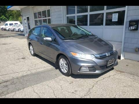 2012 Honda Insight for sale at Colonial Motors in Mine Hill NJ