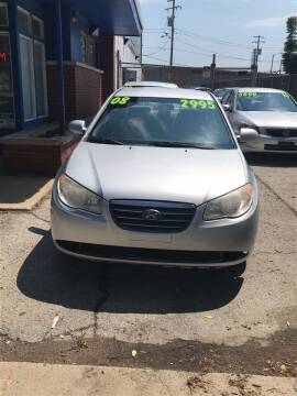 2008 Hyundai Elantra for sale at Square Business Automotive in Milwaukee WI