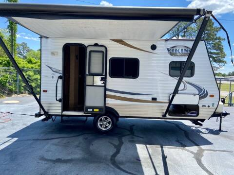 2015 ForestRiver Viking for sale at Vanns Auto Sales in Goldsboro NC