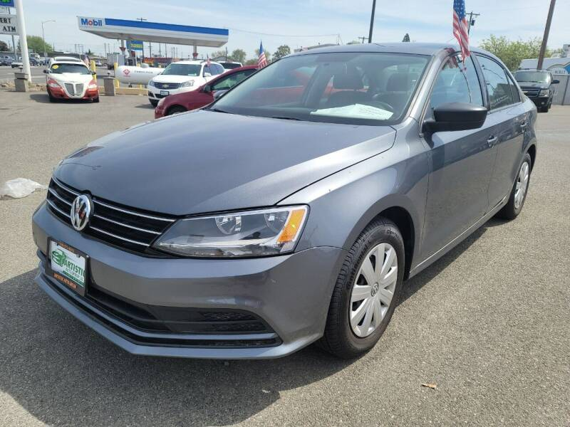 2015 Volkswagen Jetta for sale at Artistic Auto Group, LLC in Kennewick WA