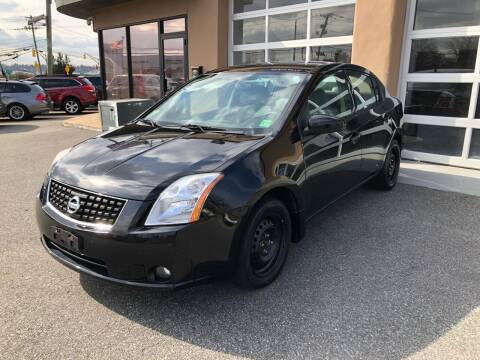 2008 Nissan Sentra for sale at MAGIC AUTO SALES in Little Ferry NJ