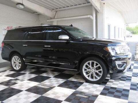 2018 Ford Expedition MAX for sale at McLaughlin Ford in Sumter SC