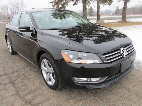 2015 Volkswagen Passat for sale at Buy-Rite Auto Sales in Shakopee MN
